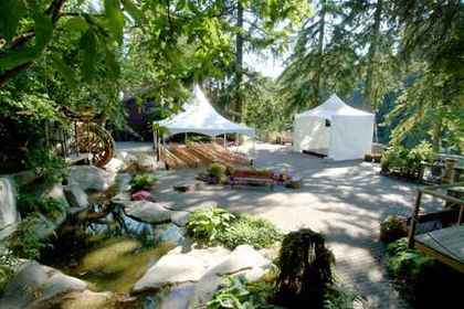 Capilano Suspension Bridge Wedding Venues Amp Vendors Wedding Mapper