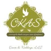 CKAS Events & Weddings, LLC - Coordinators/Planners, Invitations - P.O. Box 2650, La Plata, MD, 20646