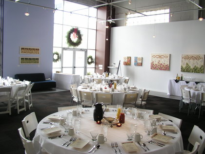 Create Catering And The Dining Studio Wedding Venues Vendors Weddin
