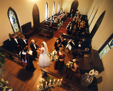 St. Mary's Chapel - Ceremony Sites, Ceremony &amp; Reception - 1129 E. 3rd St., Charlotte, NC, 28204, USA
