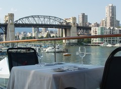 Bridges Restaurant  - Reception Sites, Rehearsal Lunch/Dinner, Ceremony Sites - 1696 Duranleau , Vancouver, BC , V6H 3S4, Canada