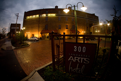 Lancaster Arts Hotel - Hotels/Accommodations - 300 Harrisburg Avenue, Lancaster, PA, 17603, USA