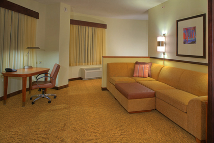 Executive Boardroom Suite living area -  - Hyatt Place West Palm Beach/Downtown