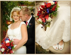 Our Wedding in Coloma, MI, USA