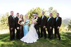 Gennesse Wedding In September in Brookvale, CO, USA