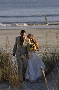Kelly and Viktor's Wedding in Folly Beach, SC, USA