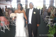 Shawnte and Andre 's Wedding in Mount Vernon, VA, USA