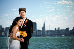 Lan &amp; Kiyomi's Wedding in Treasure Island, CA , USA