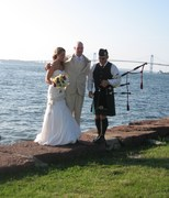 Erika and Michael's Wedding in Newport, RI, USA