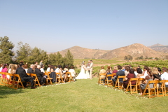 Maxine  and Travor 's Wedding in Valley Center, CA, USA