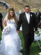Crystal and Blain's Wedding in 849 Port Way, 99403, WA 99403, USA