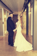 21c Museum Hotel Louisville Wedding In October in Sellersburg, IN, USA