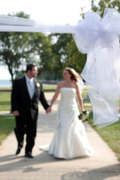 Our Wedding in Kenosha, WI, USA