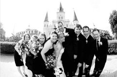 Alex and Megan's Wedding in Elmwood, LA, USA