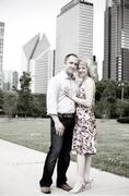 Christy and Cameron's Windy City Wedding in Chicago, IL, USA