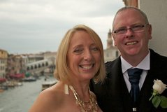 Jo and Garry's Wedding in Venice, Veneto, Italy