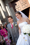 Rebecca and Peter's Wedding in Salford, UK