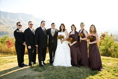 Courtney and Jesse's Wedding in Gatlinburg, TN, USA