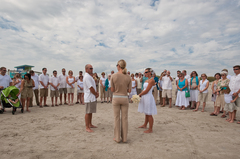 Brandie and Clint's Wedding in Port Aransas, TX, USA
