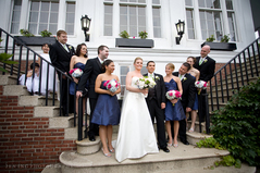 Abigail and Istvan's Wedding in Milton, MA, USA