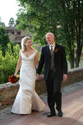 Julie and Mark's Wedding in Lucca, Italy