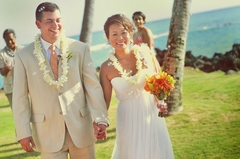 Mia and Joe's Wedding in Kihei, HI, USA