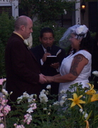 Nick  and Iesha's Wedding