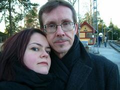 Le Mariage d'Aurore et Gunnar in Stockholm, Sweden