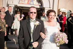 Stacy and Nathan's Wedding in Olympia Fields, IL, USA