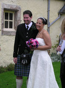 Katy and Keith's Wedding in Scotland, SD, USA