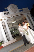 Adrian and Alma's Wedding in Bacoor, Cavite, Phillipines