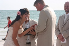 Deb and Doug's Wedding in Nokomis, FL, USA