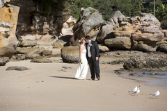 Emma  and Martyn 's Wedding in Coogee, NSW, Australia