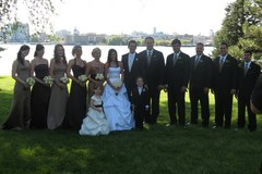 Karey  and Chad 's Wedding in Kingston, ON, Canada