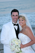 Julie Minta and Dave Everitt's Wedding in Malibu, CA, USA