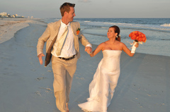 Lindsey and Joe's Wedding in Gulf Shores, AL, USA