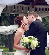 Our Wedding in Menasha, WI, USA