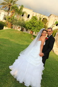 Elie and Antoinette's Wedding in Zgharta El Mtaoule, Lebanon