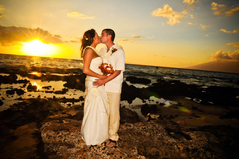 Autumn and Chris 's Wedding in Kihei, HI, USA