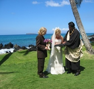Shani and Paul's Wedding in Makena, HI, USA