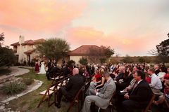 Dripping Springs Wedding In November in Dripping Springs, TX, USA