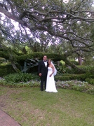 Our Wedding in Lake Forest, FL, USA