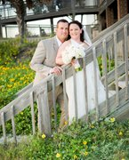 Amanda and Mark 's Wedding in Sullivans Island, SC, USA