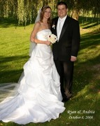 Andrea and Ryan's Wedding in Berkey, OH, USA