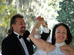 Athena and Keith's Wedding in Mexico Beach, FL, USA