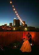 Indianapolis Wedding In October in Castleton, IN, USA