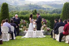Our Wedding in La Morra, Italy