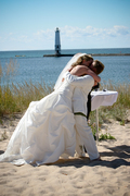 Nick and Tracy's Wedding in Frankfort, MI, USA