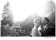 Brent and Samantha 's Wedding in Los Altos Hills, CA, USA