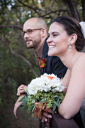 Darci and Ian's Wedding in Barton Creek, TX, USA
